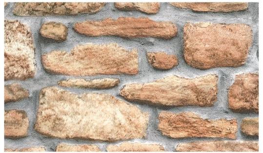 Okleina Stone Wall