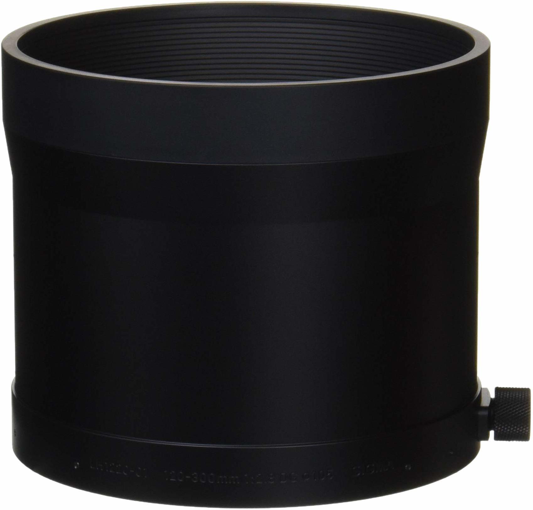 Sigma LH1220-01 osłona przeciwsłoneczna (120-300 mm) do OS Sport czarna