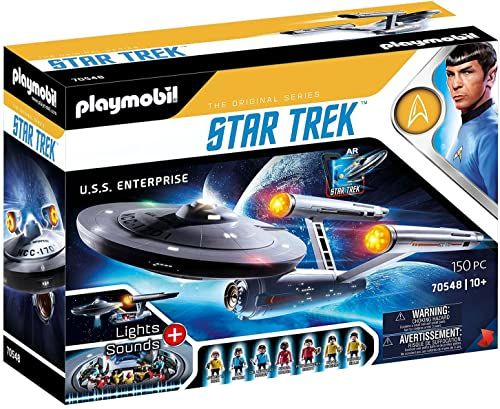 Playmobil - Star Trek U.S.S Enterprise NCC-1701, Limited Edition