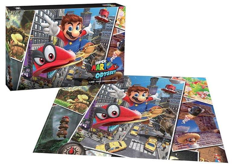 Puzzle - Super Mario Odyssey - Snapshot