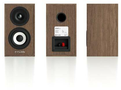 Pylon Audio Pearl Sat (orzech) 2 szt.