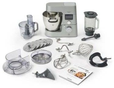 Robot Kuchenny z funkcją gotowania Kenwood KCC9060S Cooking Chef (Outlet)