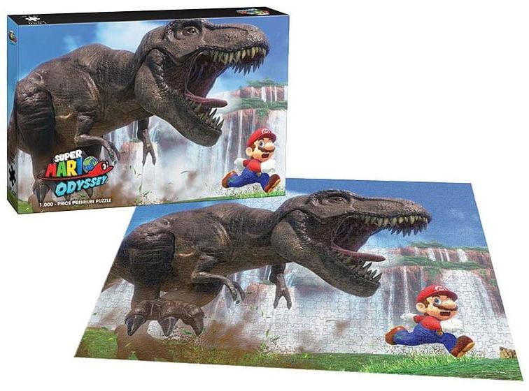 Puzzle - Super Mario Odyssey - Pościg