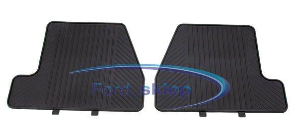 wykładziny dywaniki podłogi gumowe Ford Focus MK3 - 1717662