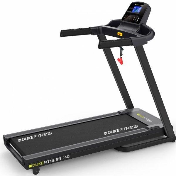 Bieżnia elektryczna Duke Fitness T40