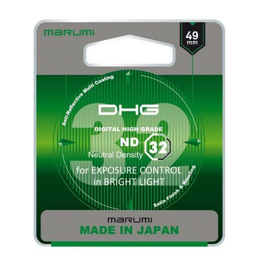 MARUMI DHG ND32 Filtr fotograficzny szary 49mm