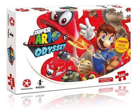 Puzzle - Super Mario Odyssey - Mario & Cappy