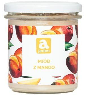 Ajeden Miód z Mango 400g