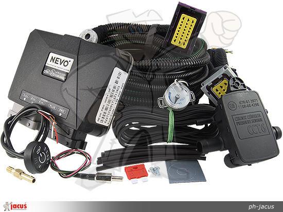 J73 Elektronika KME NEVO 4 PRO przełącznik RGB PW3
