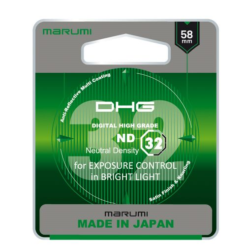 MARUMI DHG ND32 Filtr fotograficzny szary 58mm
