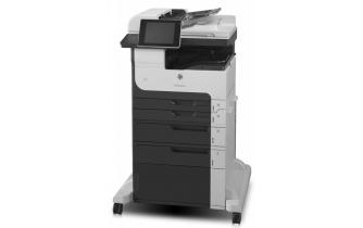 Urządzenie wielofunkcyjne laserowe, monochromatyczne HP LaserJet Enterprise 700 M725f (A3) (CF067A)