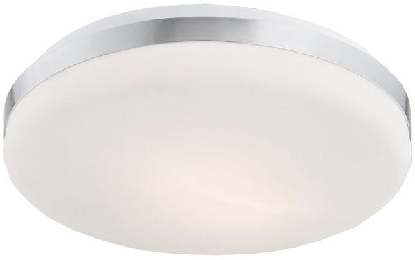 Plafon Salado 670 Argon nowoczesna oprawa w kolorze białym