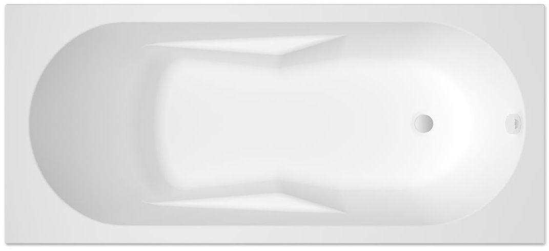 Riho Lazy wanna prostokątna 180x80cm biała BC41