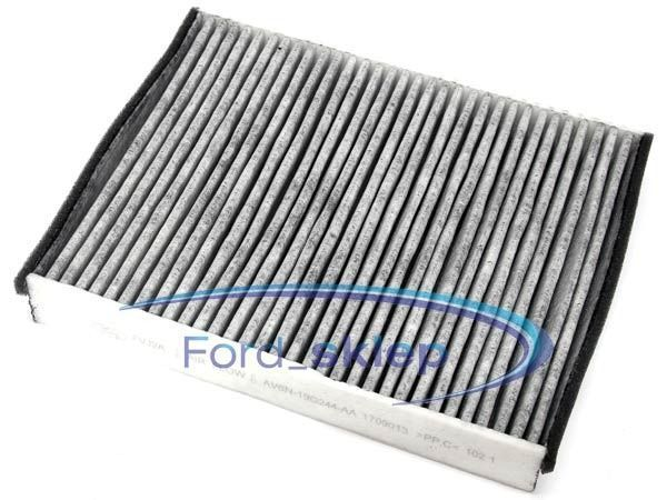 filtr kabinowy z węglem aktywnym Ford 1709013  AV6N-19G244-AA