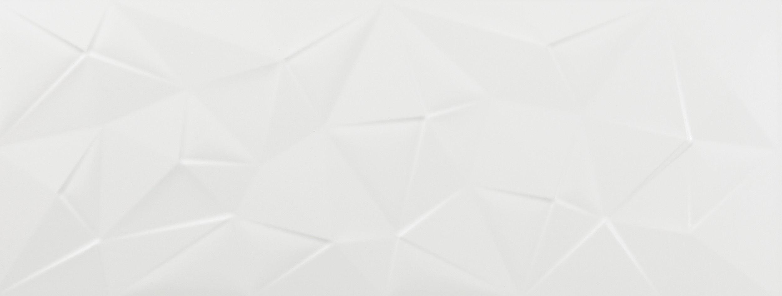 Clarity Kite Blanco Matt Slimrect 25x65 płytki ścienne