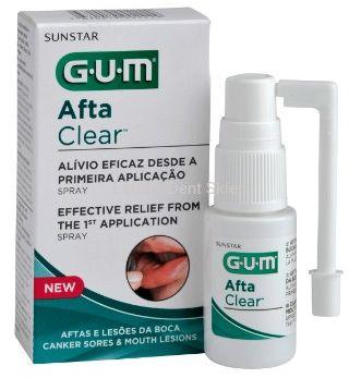 GUM Afta Clear Spray - spray na afty