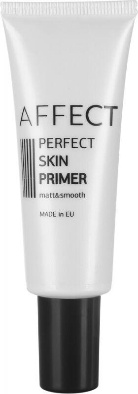 AFFECT - PERFECT SKIN PRIMER - MATT&SMOOTH - Matująco-wygładzająca baza pod makijaż