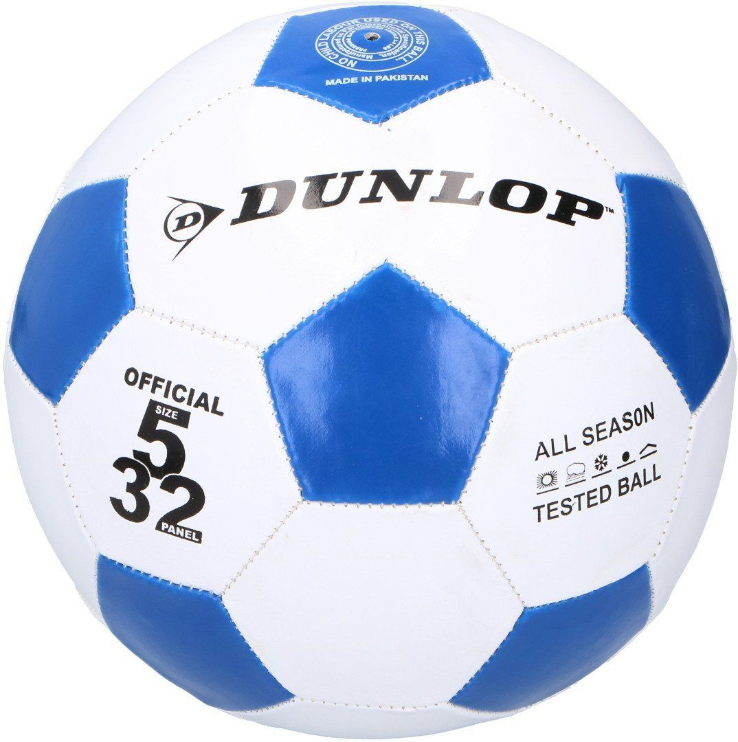 Piłka nożna do nogi Dunlop r.5