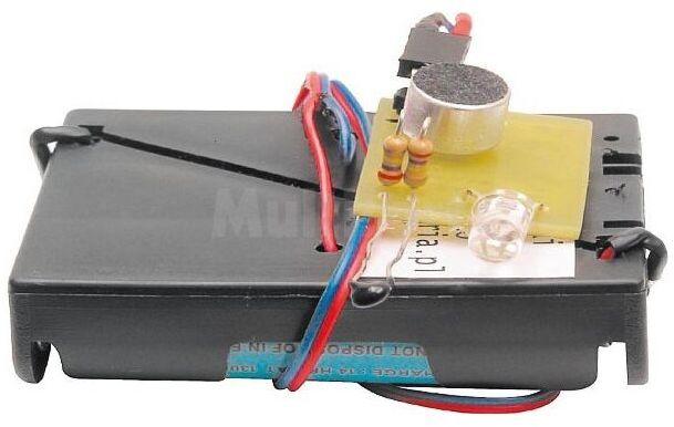 Elektroniczna świeczka RGB (do montażu)