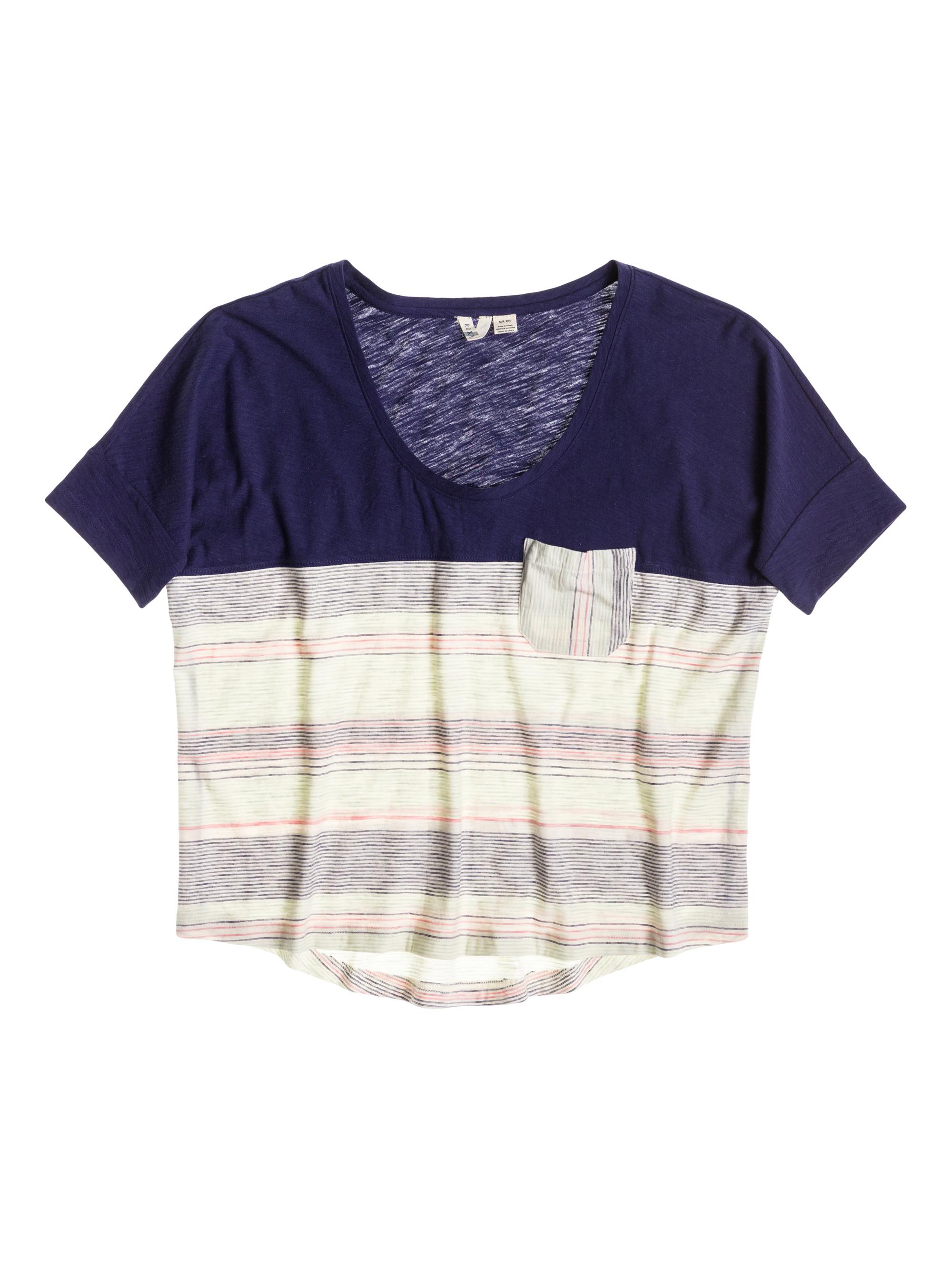 t-shirt damski ROXY WEST JETTY J KTTP PSS3