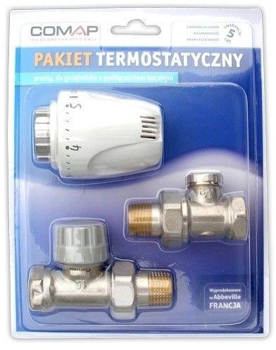 Zestaw termostatyczny