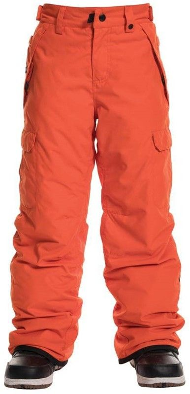 spodnie 686 - Infinity Cargo Insl Pant Solar Orange (SLRO