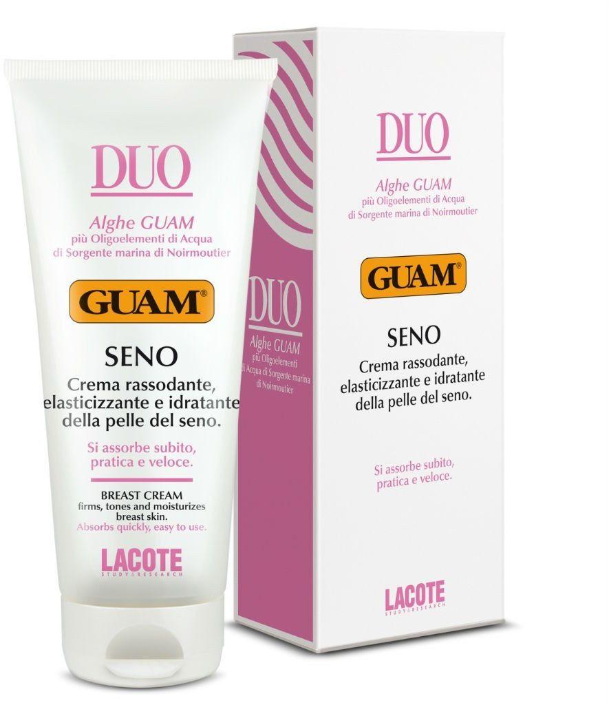 Duo Guam seno crema rassodante elasticizzante - Krem ujędrniająco-odżywczy do biustu Guam - op. 150ml