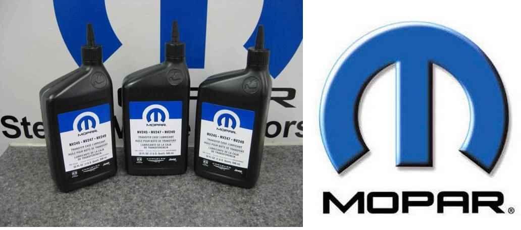 Olej do reduktora NV245 NV247 NV249