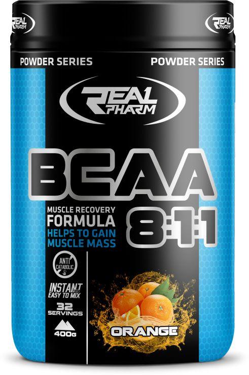 Real Pharm BCAA 8:1:1 Instant - 400g