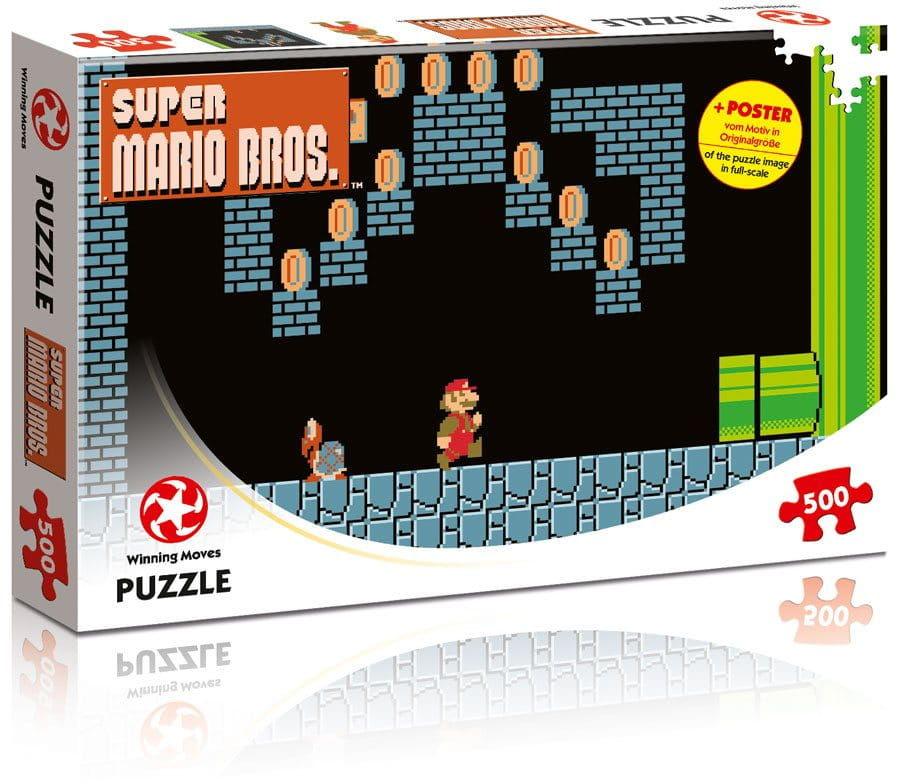 Puzzle - Super Mario Bros. - Underground Adventures