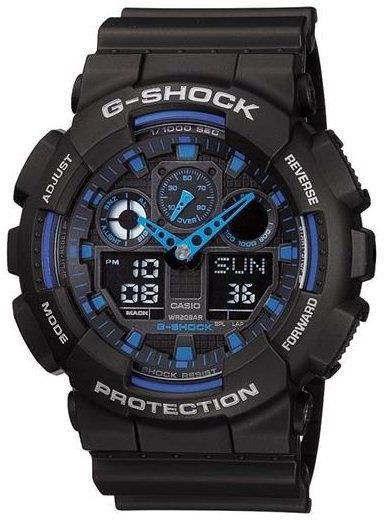 Zegarek Casio GA-100-1A2ER G-Shock