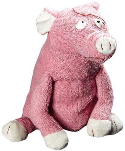 SIGIKID 38380 Karriere Sau Beasts Town maskotka dla dzieci i dorosłych, zalecana dla dzieci i dorosłych, kolor różowy