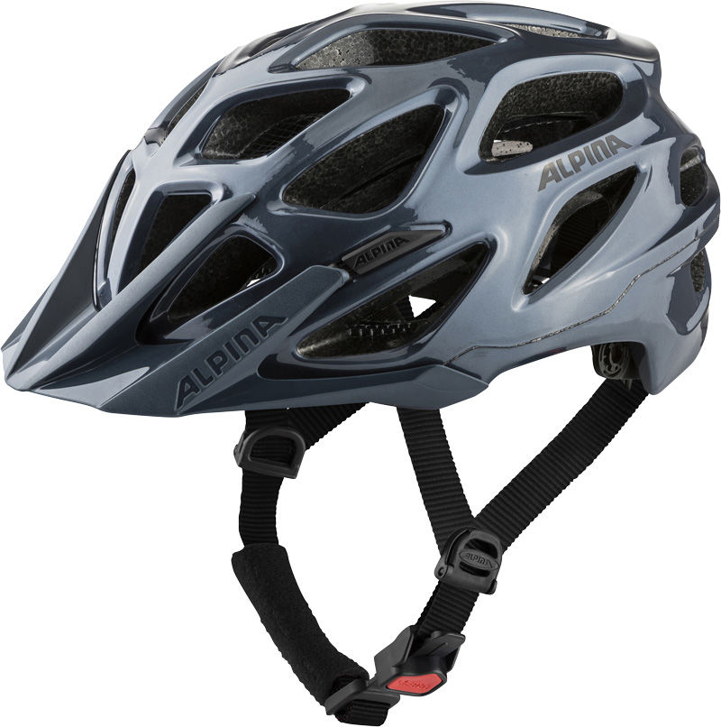 ALPINA kask rowerowy mtb MYTHOS 3.0 indigo gloss A9712181 Rozmiar: 52-57,A9712181myth