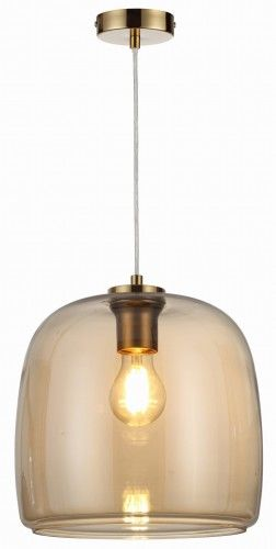 Lampa wisząca ENOLA szkło