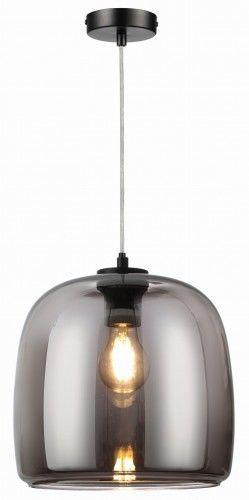 Lampa wisząca ENOLA szkło satyna