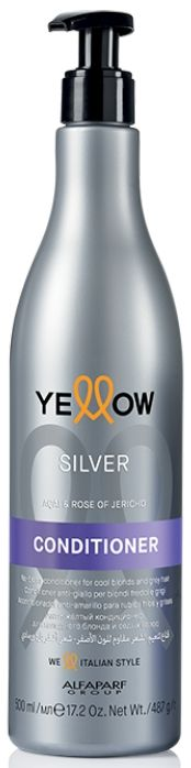Alfaparf Yellow Silver odżywka do blondów 500 ml