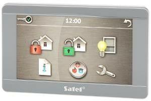 """INT-TSH-SSW Manipulator graficzny 7"""" - Satel"""