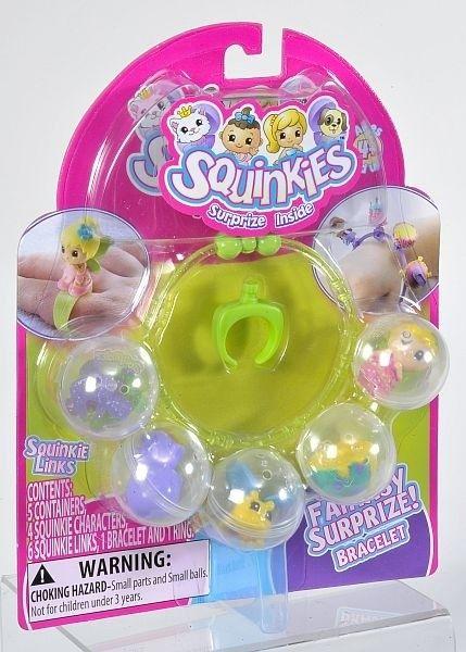 Bandai Squinkies biżuteria 75279