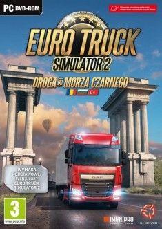Euro Truck Simulator 2: Droga do Morza Czarnego PL (Digital - klucz Steam PC/MAC)