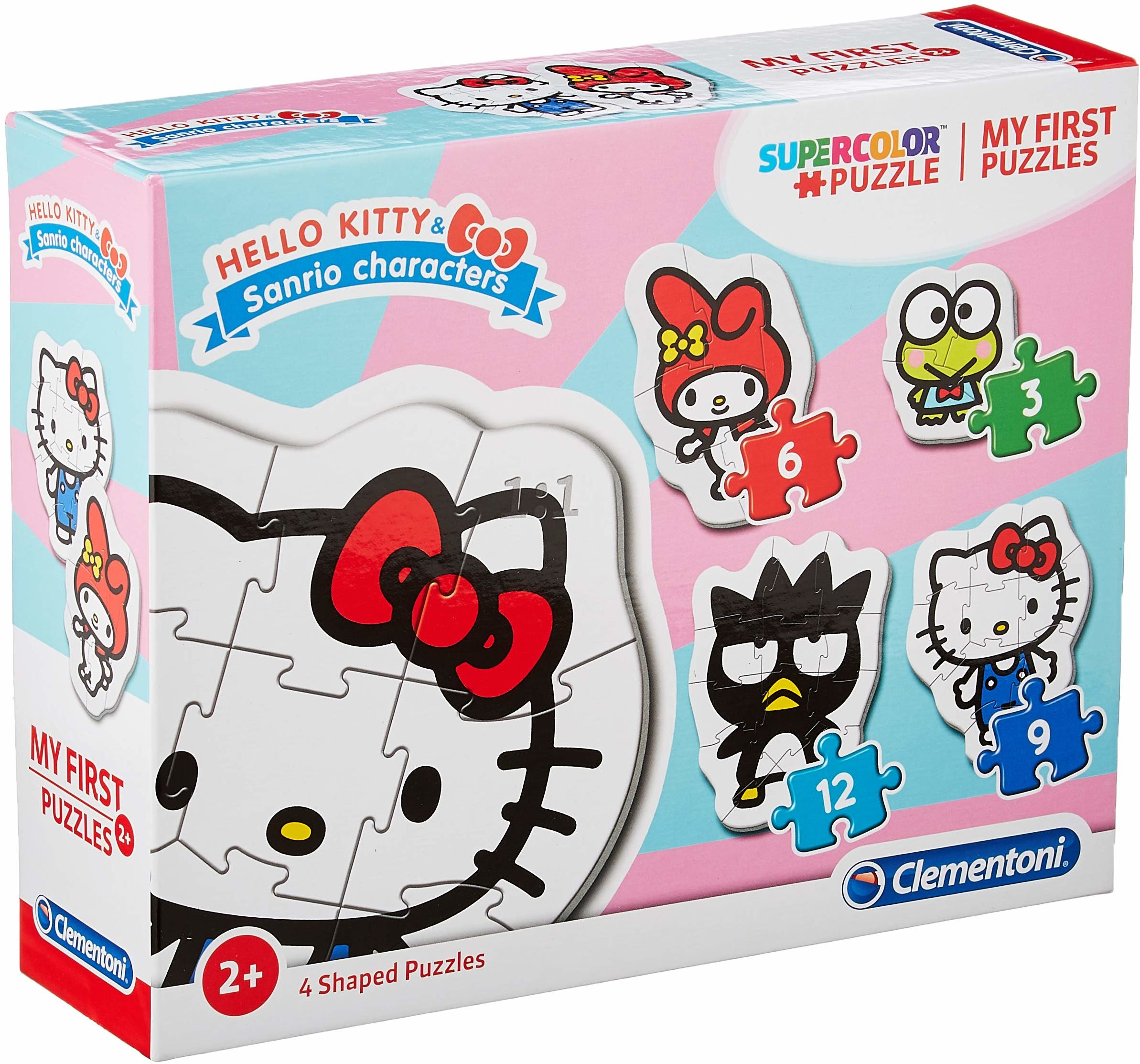 Clementoni 20818 My First Puzzle-Hello Kitty