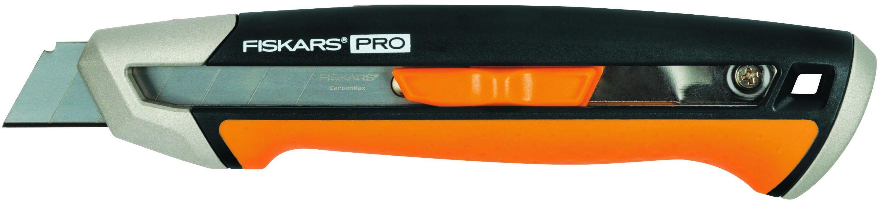 Nóż z wysuwanym ostrzem 18mm 165mm carbonmax hardware