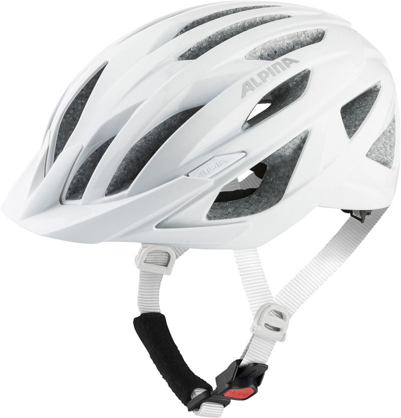 ALPINA kask rowerowy mtb PARANA white gloss A9755210 Rozmiar: 55-59,A9755210par