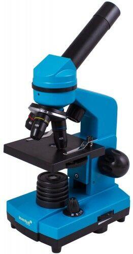 Mikroskop Levenhuk Rainbow 2L Azure Lazur