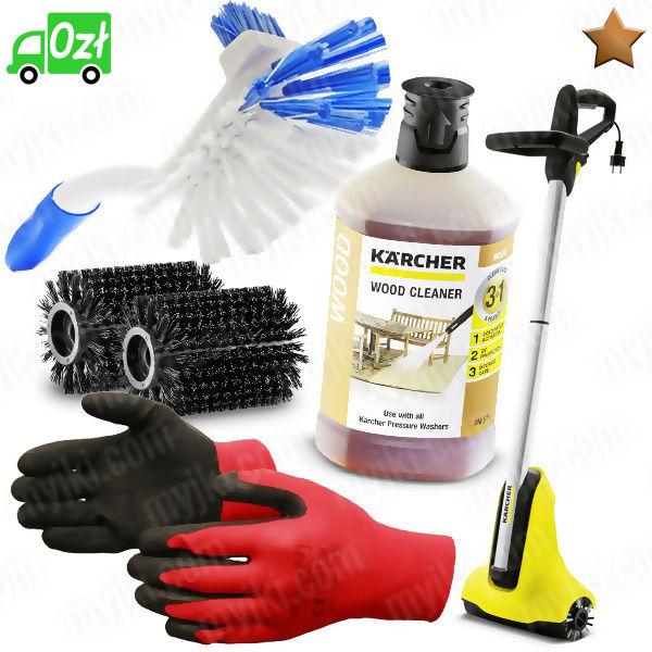 PCL 4 (10bar, 180l/h) Urządzenie do czyszczenia tarasu Karcher, READY EDITION+ ZAPLANUJ DOSTAWĘ SKLEP SPECJALISTYCZNY KARTA 0ZŁ POBRANIE 0ZŁ ZWROT 30DNI RATY GWARANCJA D2D LEASING WEJDŹ I KUP NAJTANIEJ