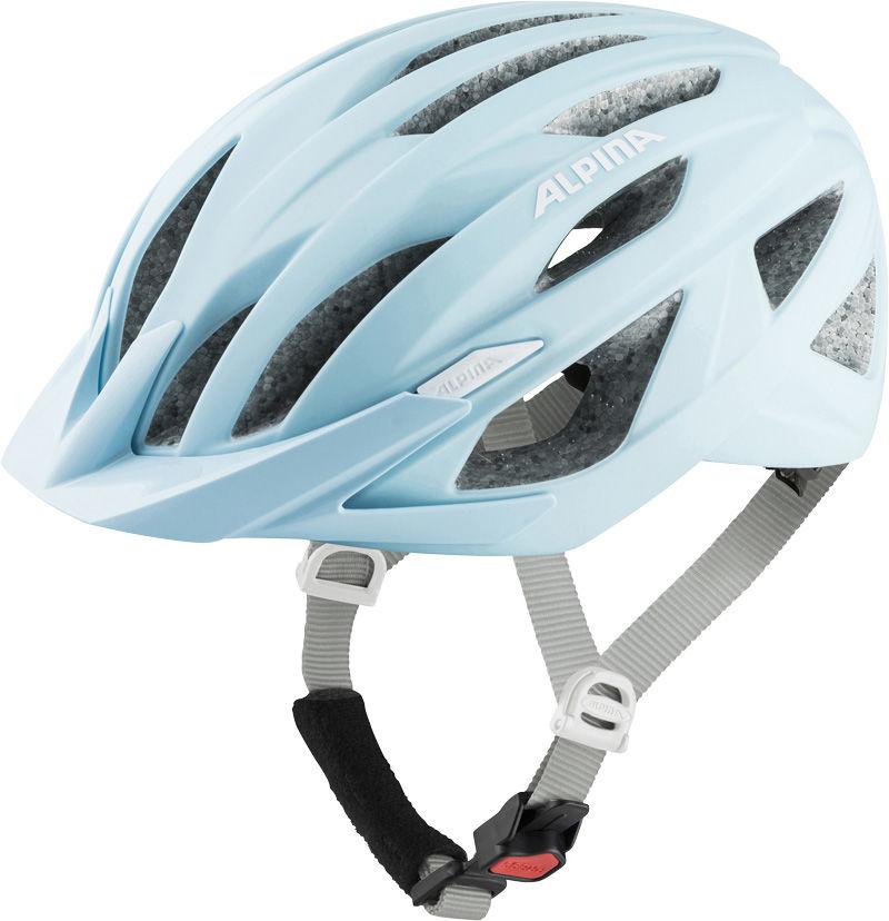 ALPINA kask rowerowy mtb PARANA pastel blue matt A9755280 Rozmiar: 55-59,A9755280par