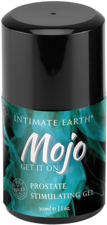 Intimate Earth Mojo Niacin and Yohimbe Prostate Stimulating Gel 30ml