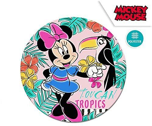 Minnie Mouse około 1 poliester referencja KD ręcznik plażowy bielizna twarzy unisex dla dorosłych wielokolorowy (wielokolorowy), rozmiar uniwersalny