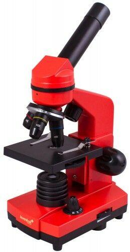 Mikroskop Levenhuk Rainbow 2L Orange Pomarańcza