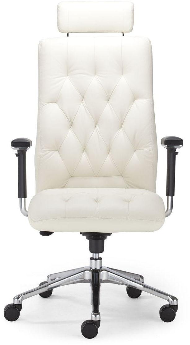 Fotel gabinetowy CHESTER HRU ST28-POL - biurowy, krzesło obrotowe, biurowe