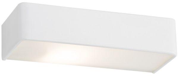 Kinkiet Rodan 3077 Argon nowoczesna oprawa w kolorze białym
